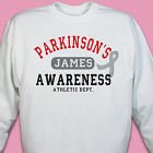 Parkinson's Awareness Athletic Dept. Sweatshirt