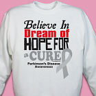 Cure Parkinson's Disease Sweatshirt