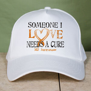 Multiple Sclerosis Awareness Hat