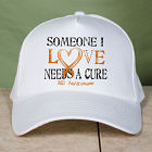 Needs a Cure Multiple Sclerosis Awareness Hat 841626