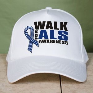 Walk for ALS Awareness Hat
