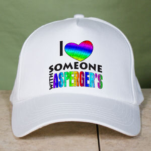 Love Someone With Asperger's Hat