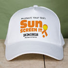 Sun Screen It  Awareness Hat