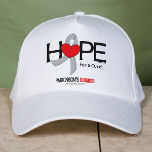 Parkinson's Hope for a Cure Hat
