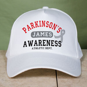 Parkinson's Awareness Athletic Dept. Hat