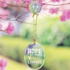 MS Awareness Sun Catcher 874114SC