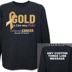 dcf950c4315 Childhood Cancer Awareness Shirts | Childhood Cancer Awareness Walk Gear