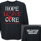 CHD Hope Awareness Long Sleeve Shirt 9075525X