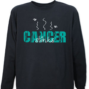 Cancer Awareness Long Sleeve Shirt