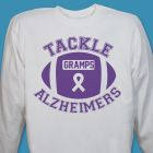 Tackle Alzhemier's Long Sleeve Shirt 9077093X