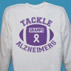 Tackle Alzhemier's Long Sleeve Shirt 9077093X