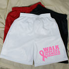 Walk for Breast Cancer Awareness Men's Mesh Shorts 9614237X