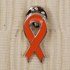 Orange Awareness Pin