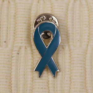 Teal Awareness Pin