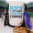 Prostate Cancer Awareness Sports Bag