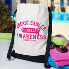 Breast Cancer Awareness Athletic Dept. Sports BAg CSP869722BK