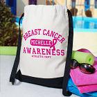 Breast Cancer Awareness Athletic Dept. Sports BAg CSP869722BK
