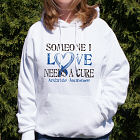 Needs A Cure Arthritis Awareness Hooded Sweatshirt