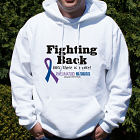 Fighting Back Rheumatoid Arthritis Hooded Sweatshirt