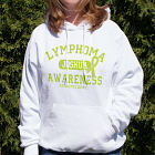 Lymphoma Awareness Athletic Dept. Hooded Sweatshirt