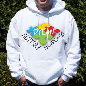 Autism Awareness Hooded Sweatshirt