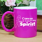 Cancer Awareness Two-Tone Mug L5619MX