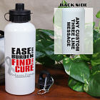 Find the Cure Parkinson's Disease Awareness Water Bottle U424620