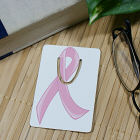 Breast Cancer Pink Hope Ribbon Bookmark U45865
