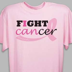Fight Cancer Awareness T-Shirt