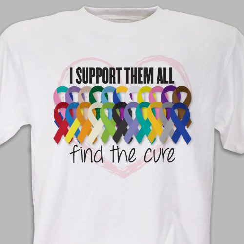 Support Awareness T-Shirt