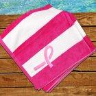 Breast Cancer Awareness Beach Towel E7894130PK
