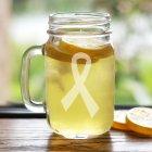Awareness Ribbon Mason Jar L779371