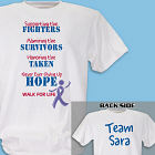 Walk For Life Cancer T-Shirt 34102X