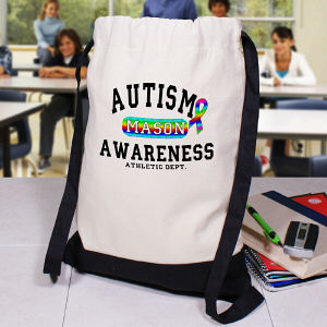 Autism Awareness Sports Bag