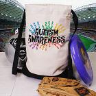 Autism Awareness Sports Bag CSP840932X