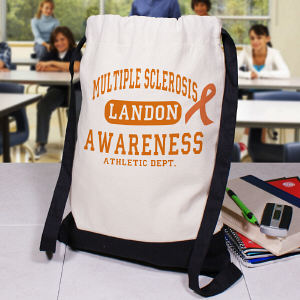 Multiple Sclerosis Awareness Sports Bag