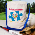 Autism Awareness Sports Bag CSP856372X