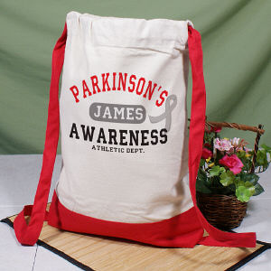 Parkinson's Awareness Athletic Dept. Sports Bag