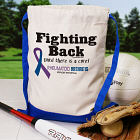 Fighting Back Rheumatoid Arthritis Sports Bag