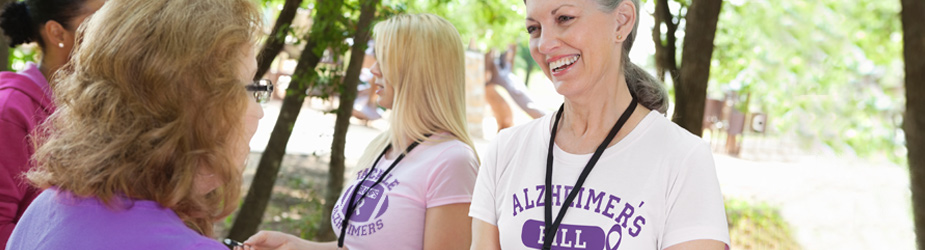 Alzheimer's Awareness Walk Gear and Apparel