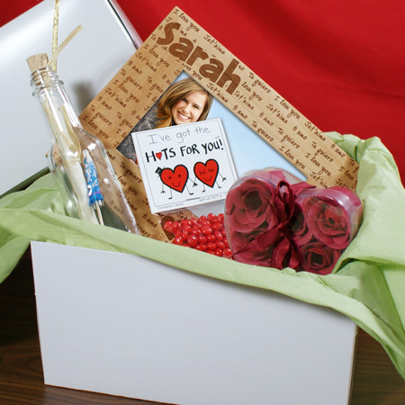 Gift box service personalized gift card mywalkgear negle Gallery