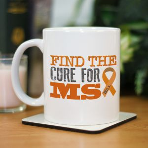 Find the Cure MS Mug
