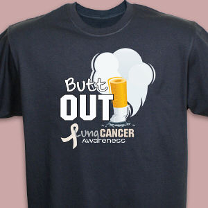 Lung Cancer Awareness T-Shirt