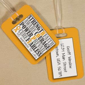 HOPE MS Luggage Tag