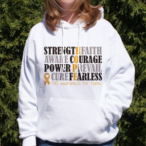 HOPE MS Awareness Hooded Sweatshirt