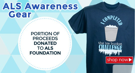 ALS Awareness Gear