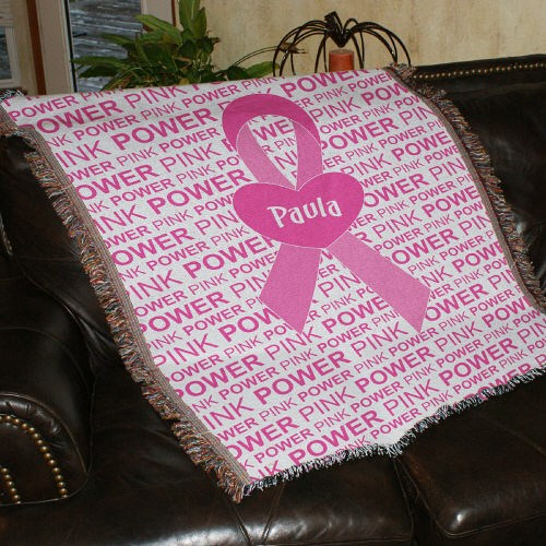 Biderlack breast cancer blanket